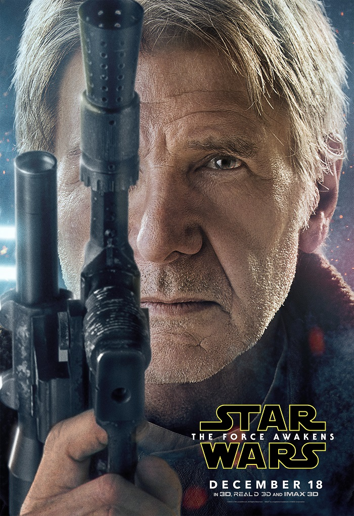 Star Wars - Harrison Ford as Han Solo