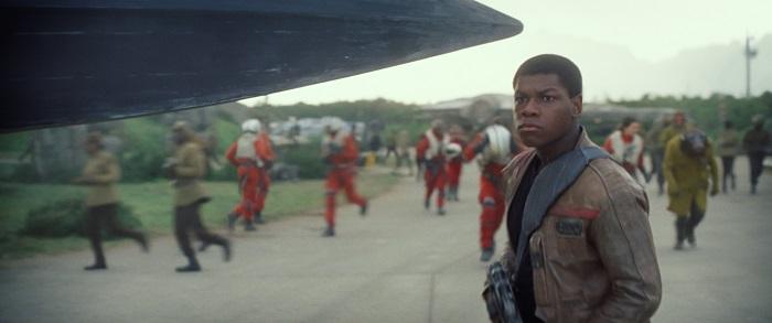 Star Wars The Force Awakens - Finn