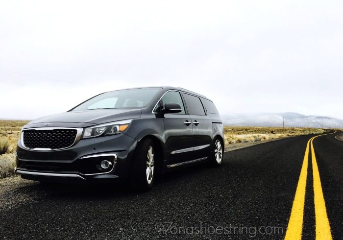 Why the 2016 Kia Sedona is the Perfect Road Trip Minivan