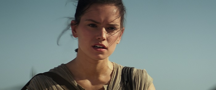 EXCLUSIVE INTERVIEW: Daisy Ridley on Star Wars: The Force Awakens