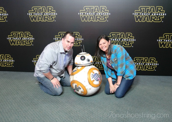BB-8 at Star Wars Event