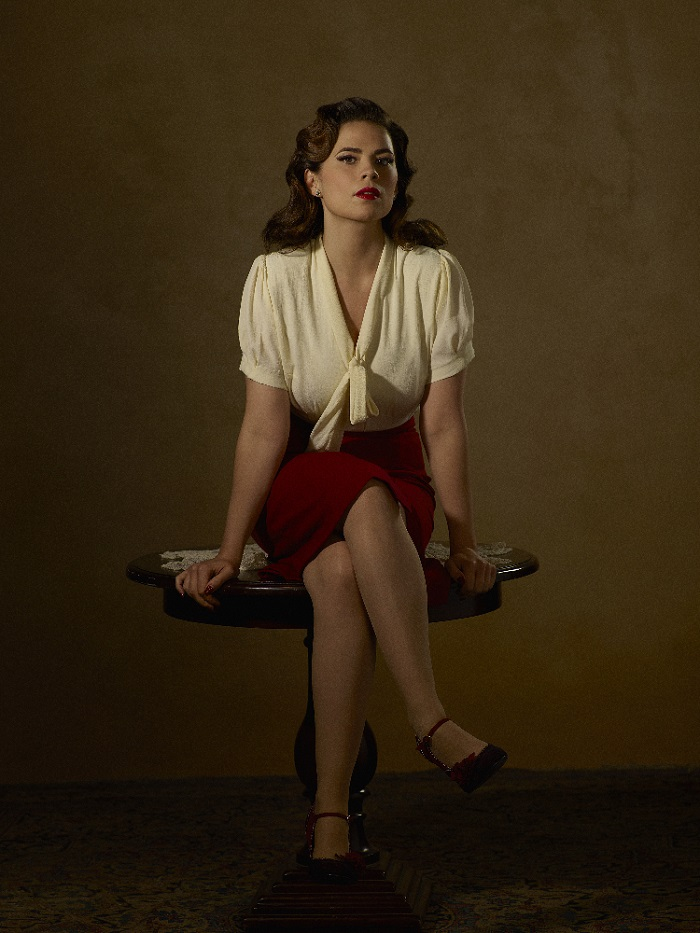 MARVEL'S AGENT CARTER - HAYLEY ATWELL