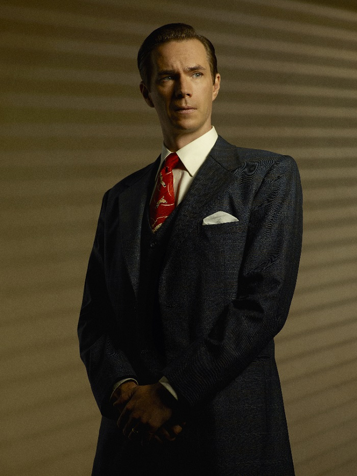 MARVEL'S AGENT CARTER - JAMES D'ARCY