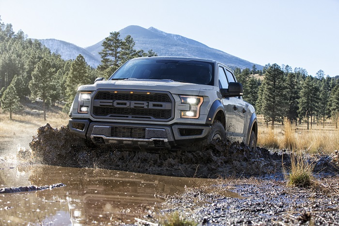 Ford Introduces All-New 2017 F-150 Raptor SuperCrew