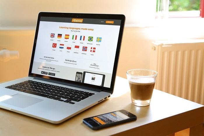Babbel - online language learning