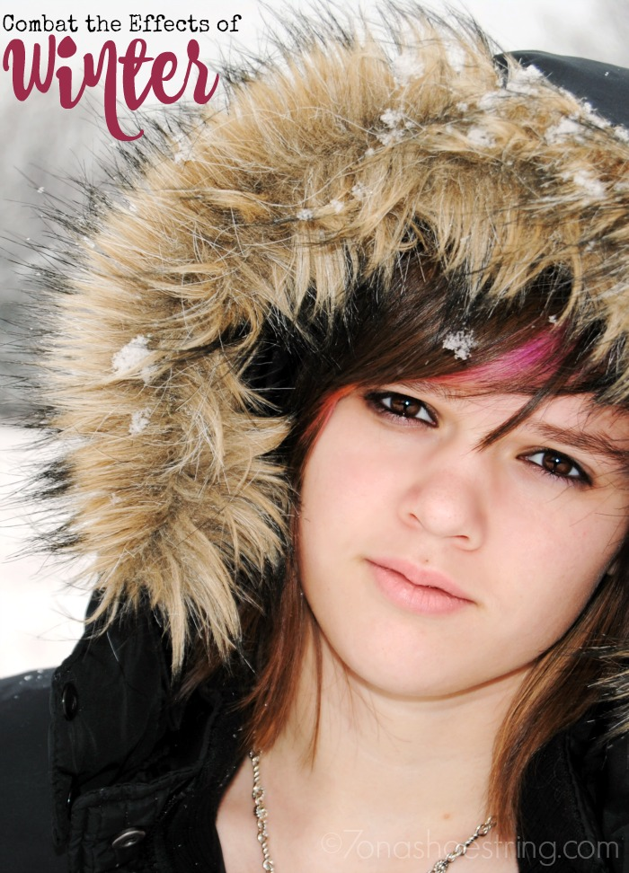 Combat the Effects of Winter on Your Skin and Hair