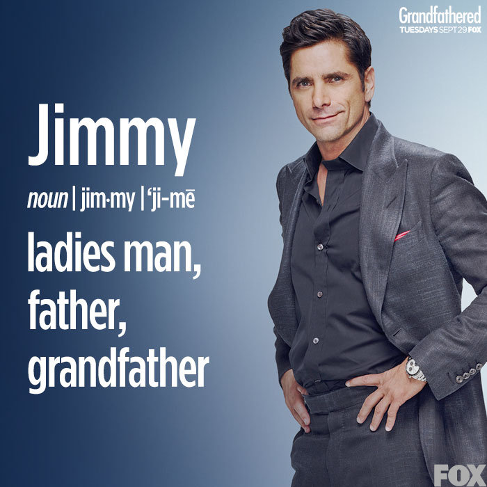 Grandfathered - John Stamos as Jimmy