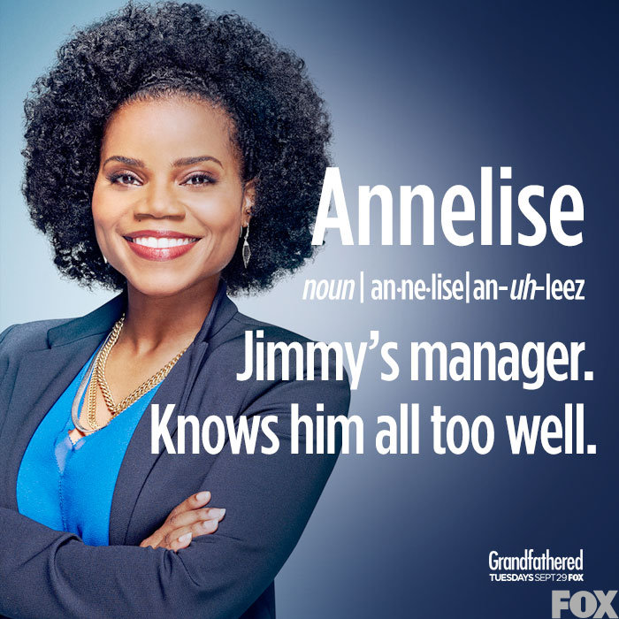 GRANDFATHERED Kelly Jenrette - Annelise