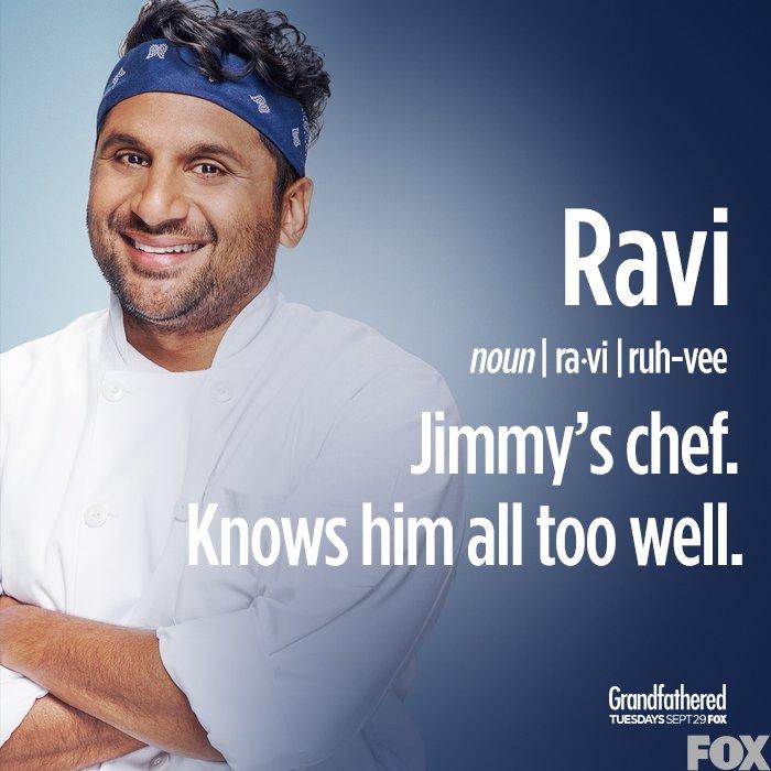 GRANDFATHERED Ravi Patel