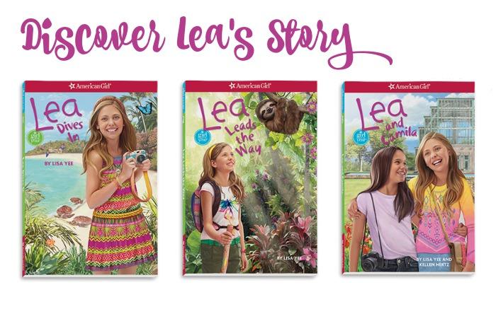 Lea Clark book collection