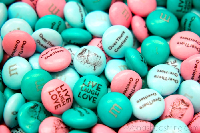 personalized candies
