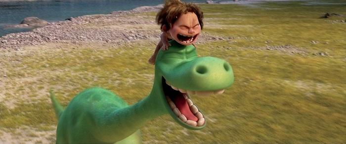 The Good Dinosaur find your roar