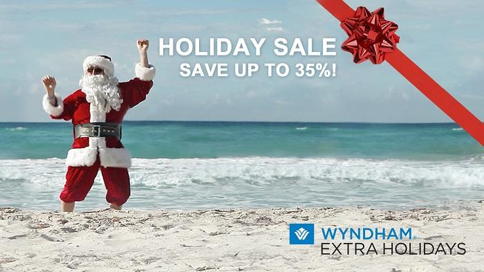 Wyndham Extra Holidays 2015-16