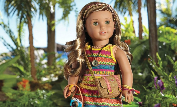 American Girl Of Year 2016 Lea Clark Meet Accessories Camera For Doll Only