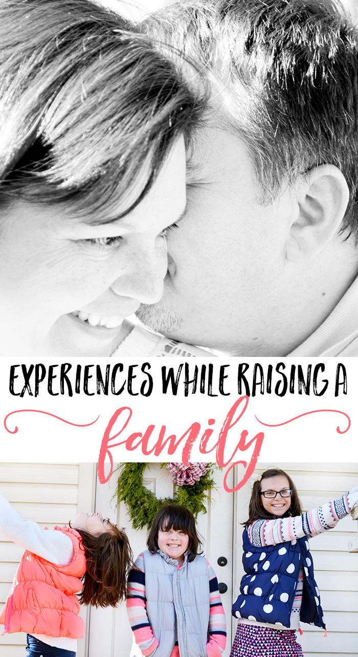 experiences raising a family