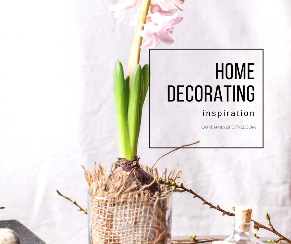 Find and Organize Your Home Decorating Inspiration Finds