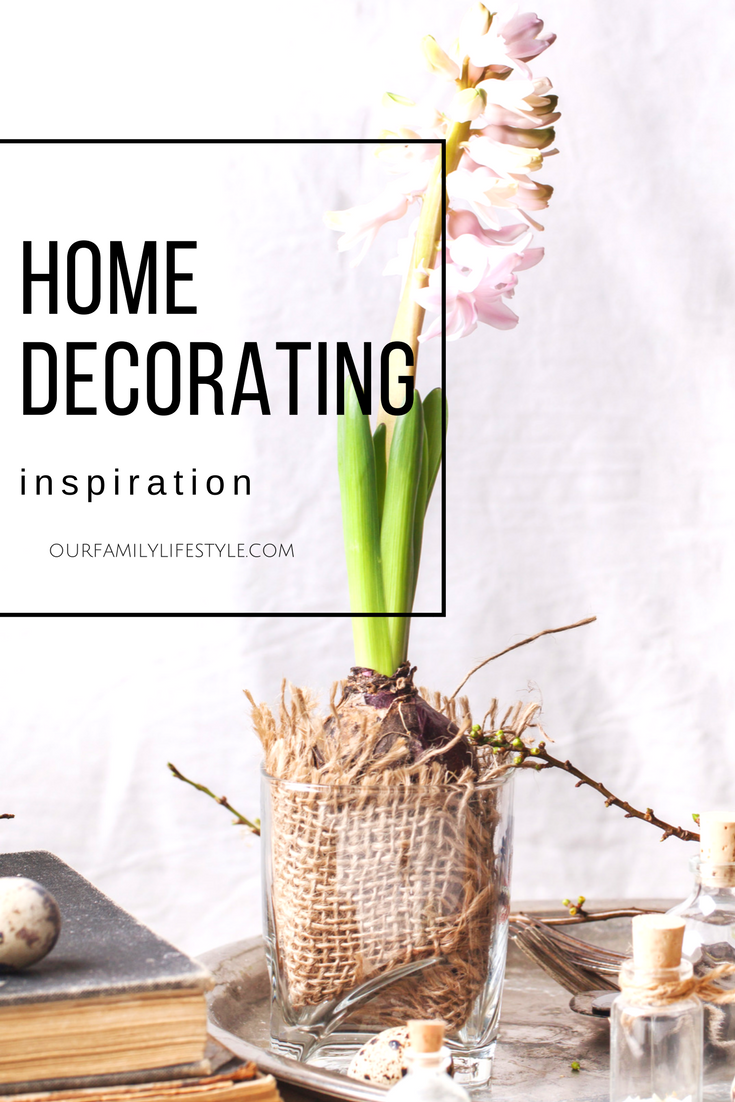 Home decorating inspiration - how to find and organize your fabulous home decorating inspiration and ideas!