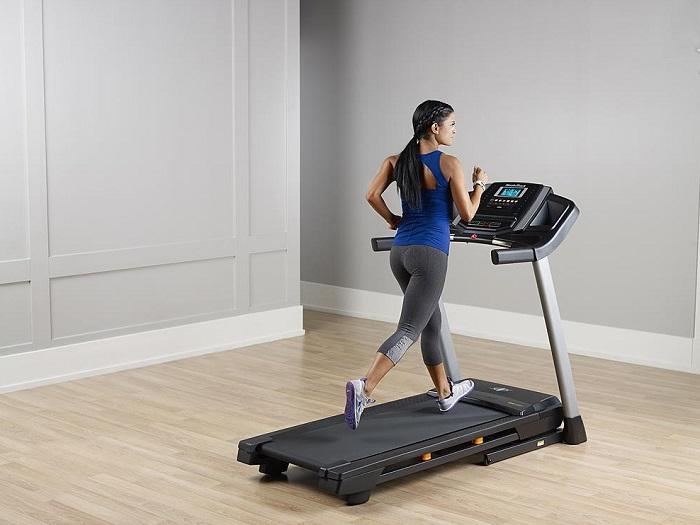 treadmills at Sears