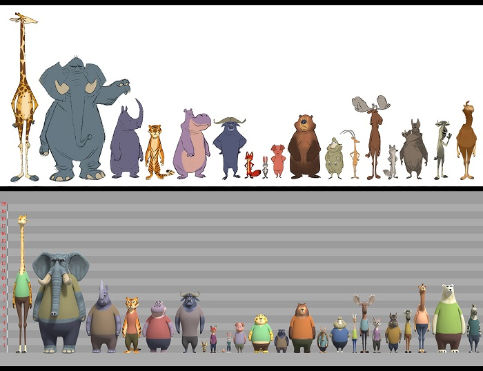 Character Design Challenge Twitter : Cory loftis discusses challenges of character design in