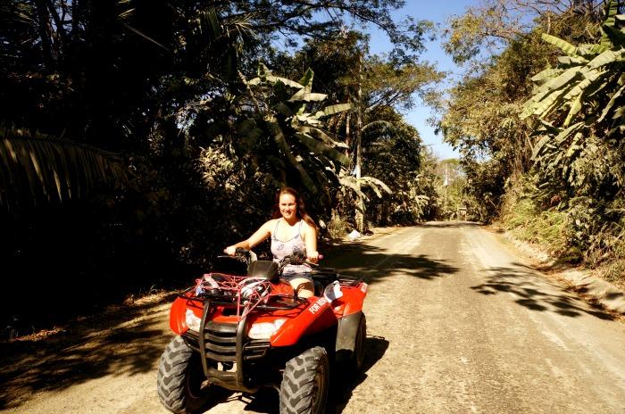 ATV in Santa Teresa