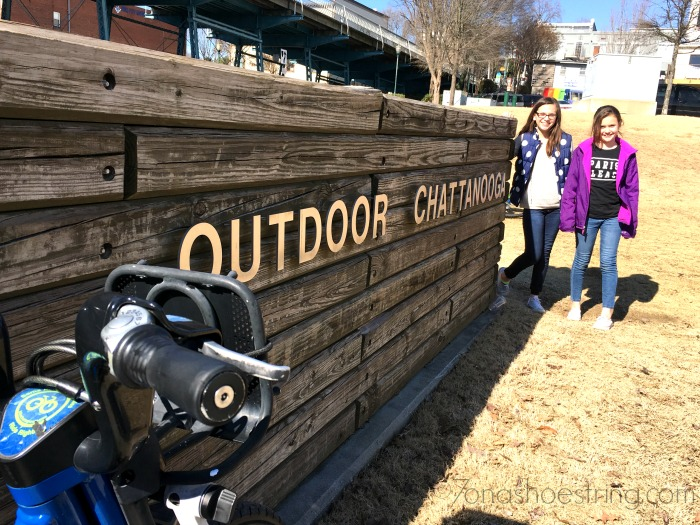 Chattanooga Spring Break Safari and Scavenger Hunt