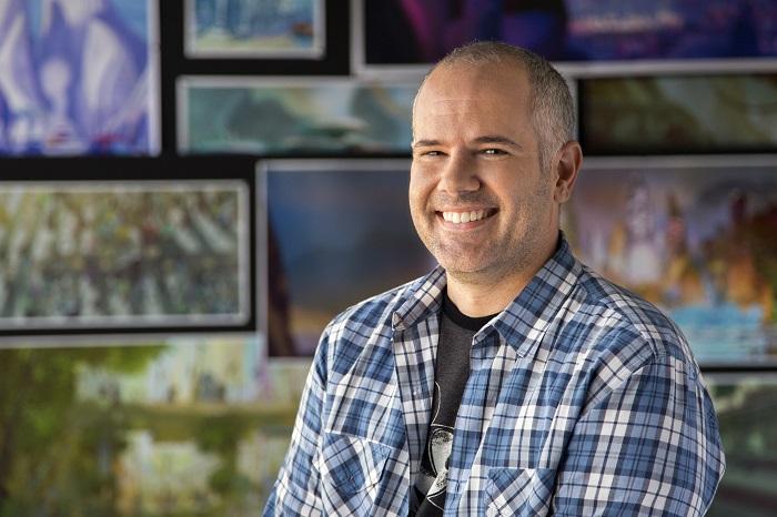 Cory Loftis, Art Director of Characters