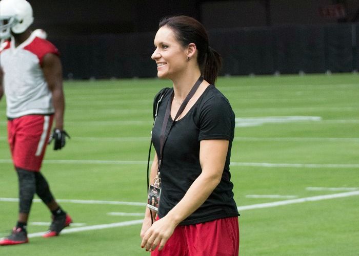 Dr. Jen Welter Carved Path at Capella University