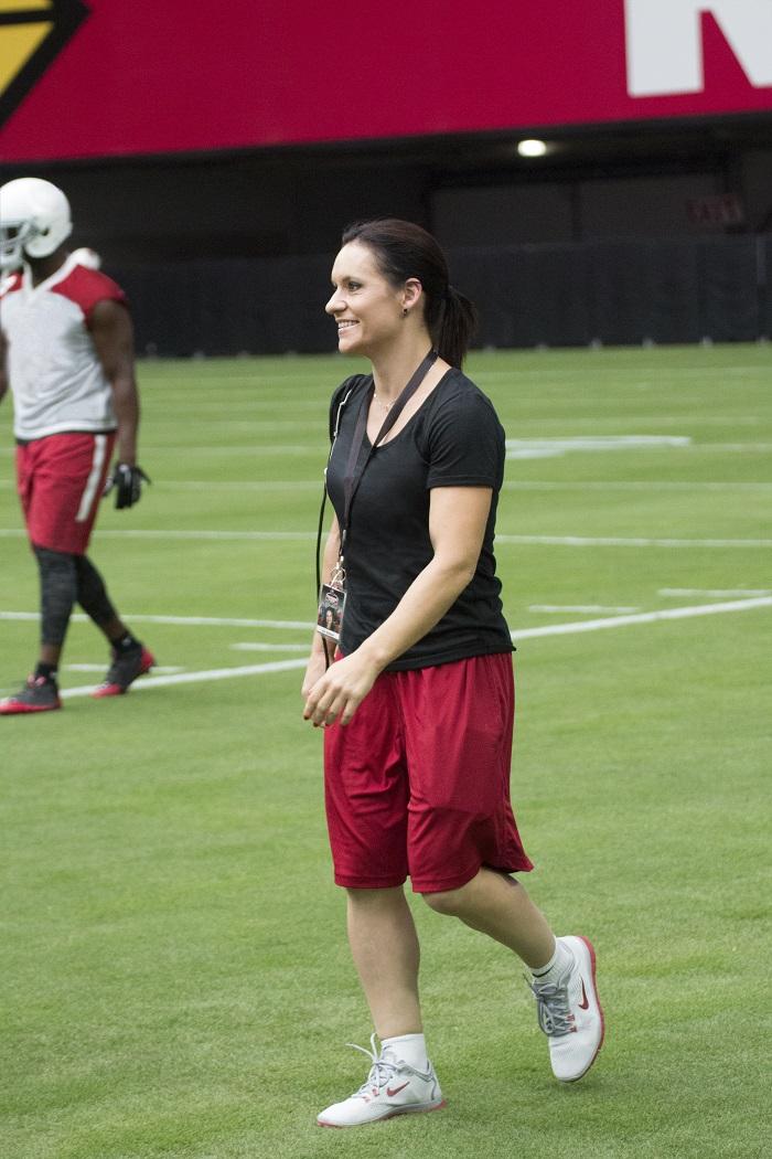 Dr Jen Welter