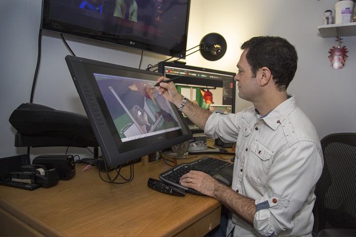 Head of Animation Renato dos Anjos