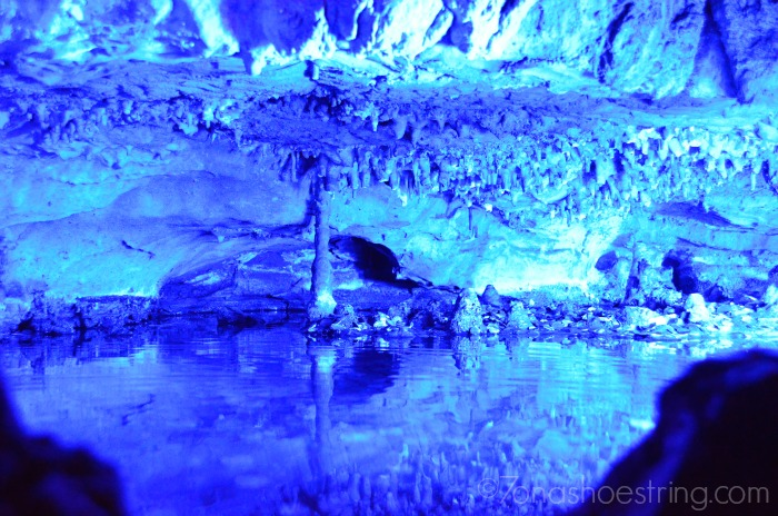 Mirror Pool - Ruby Falls