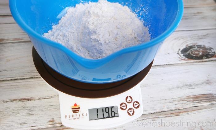 Perfect Bake precise measuring