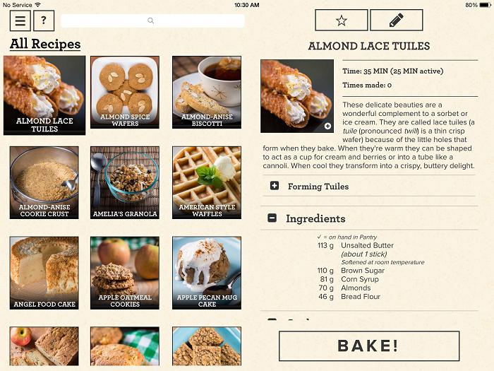 Perfect Bake Recipes