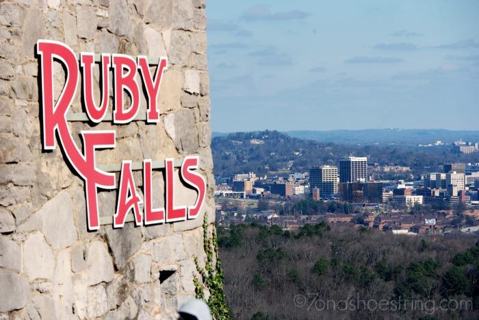 Ruby Falls - Chattanooga TN