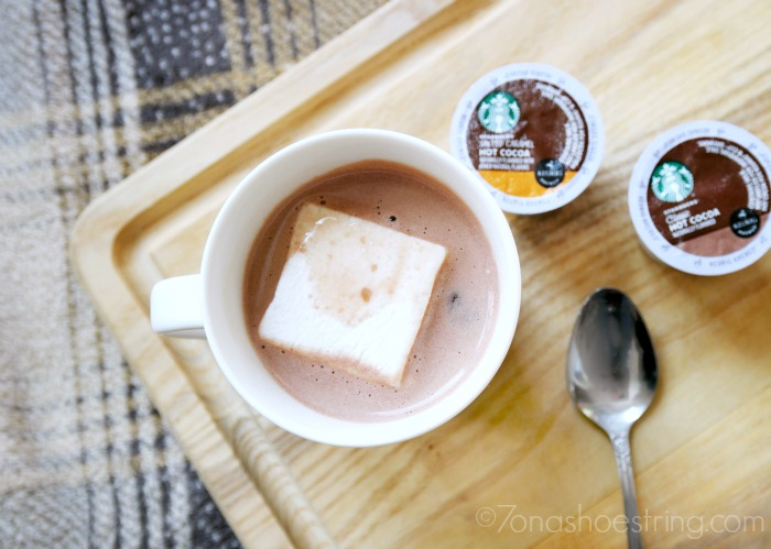 Starbucks® Hot Cocoa K-Cup® pods