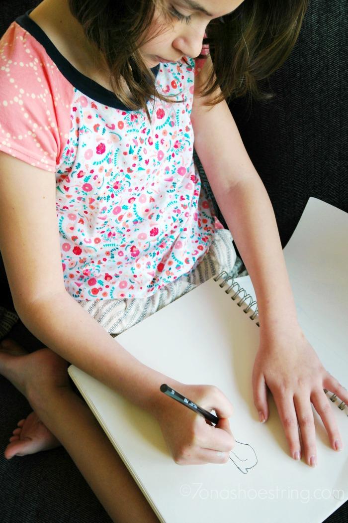 aspiring fashion designer