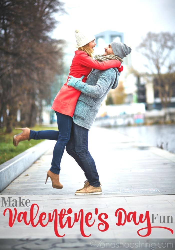 make Valentine's Day fun