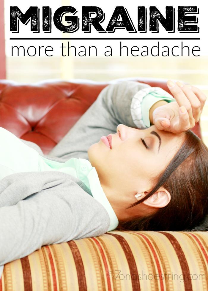 more to migraine than headache