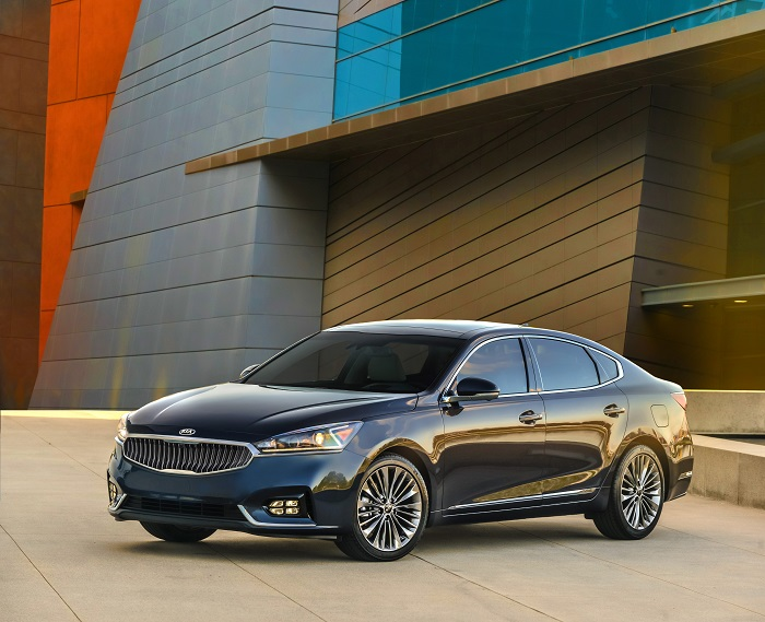 Popular 2017 Kia Cadenza Takes Sophistication To Greater Heights