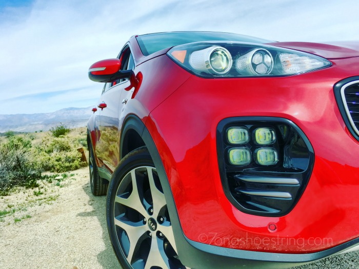 2017 Kia Sportage Offers Elevated Driving Experience