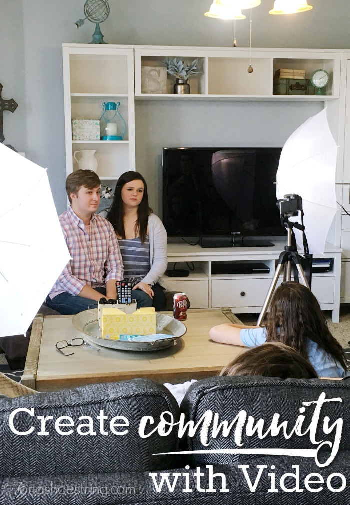 Create Community With Video