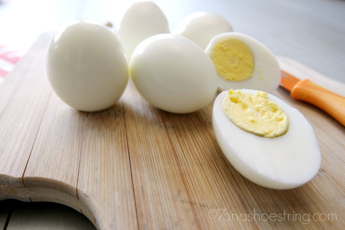 Eggland's Best Barbecue Deviled Eggs