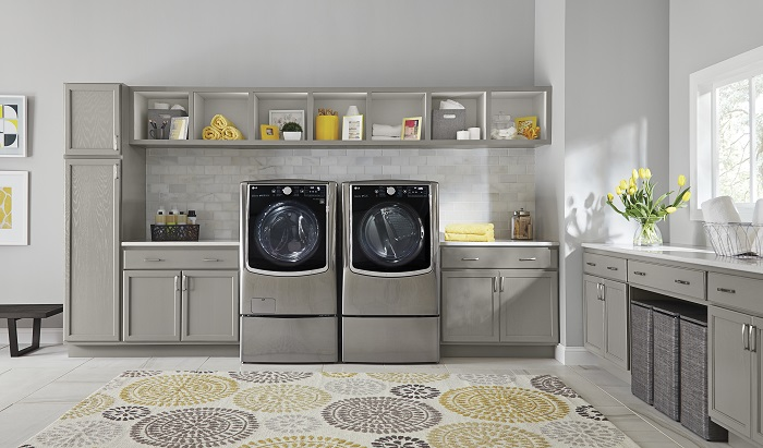 Get Clothes Cleaner in Less Time with LG Twin Wash from Best Buy