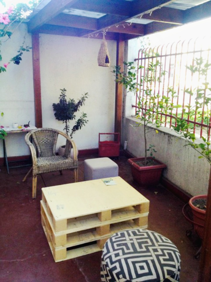 Relax at Alma Hostel in Santiago