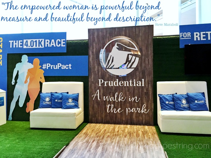 the empowered woman - Prudential