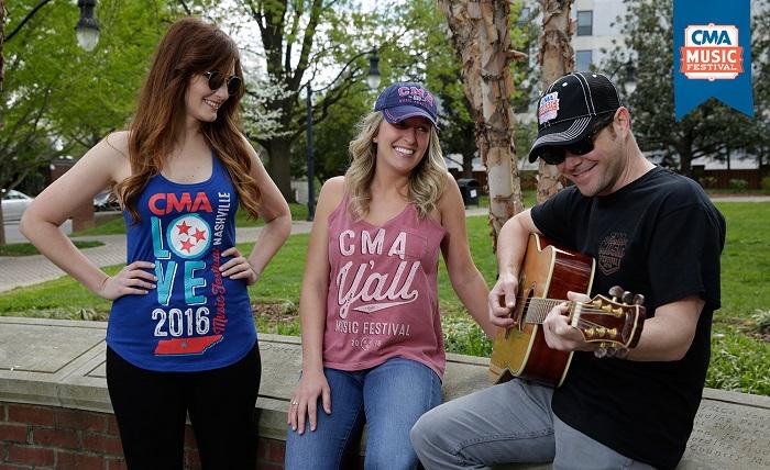 CMAFest 2016 clothing