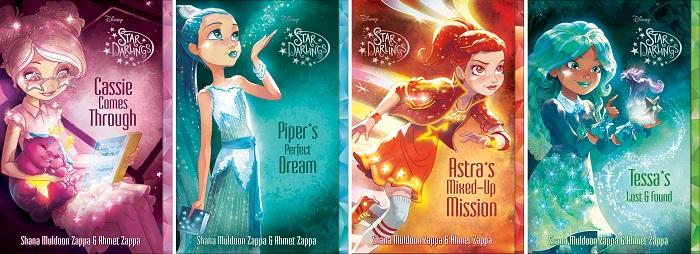 Disney Star Darlings Covers 6-9