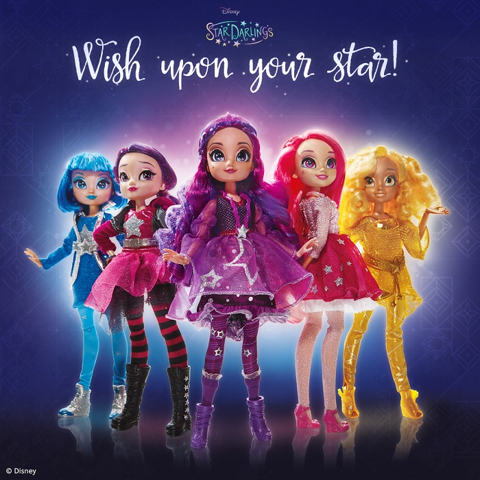Disney Star Darlings Dolls