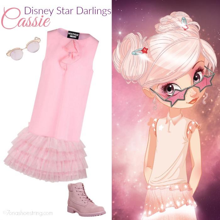 Disneybound by princessjace - Star Darlings Cassie