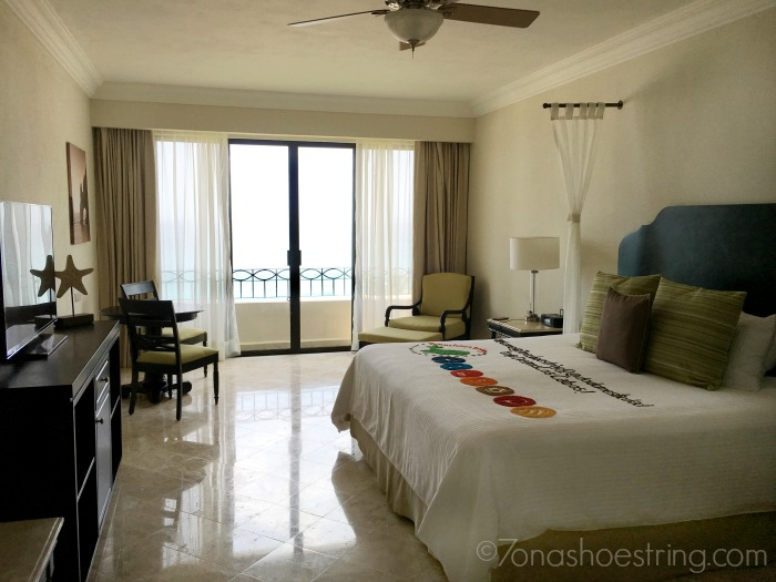 Dreams Los Cabos king suite