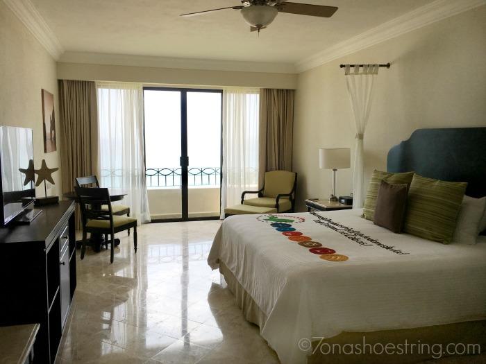 Dreams Los Cabos king suite